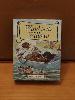 WIND IN THE WILLOWS Kenneth Grahame Nursery Classic Paragon Hardback Book.  • 4.70£