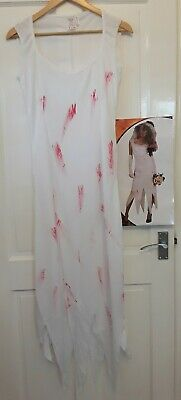 New Zombie Bride Dress Size Small (10/12) • 4.60£
