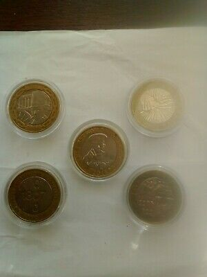 Rare 2 Pound Coin Job Lot • 16.50£