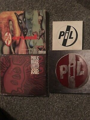 Public Image Ltd Cd 4 Cds Bundle • 2.80£