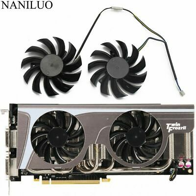 £15.11 • Buy PLD08010S12HH Cooler Fan For MSI GeForce GTX580 570 560 560Ti 480 465 460 770