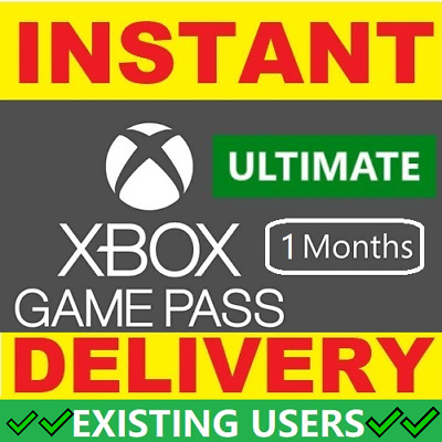 $ CDN6.77 • Buy Xbox Game Pass Ultimate Code 1 Month (2x 14 Day) Live Gold - FAST DISPATCH