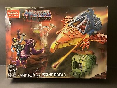 $15 • Buy Masters Of The Universe Mega Construx Panthor At Point Dread