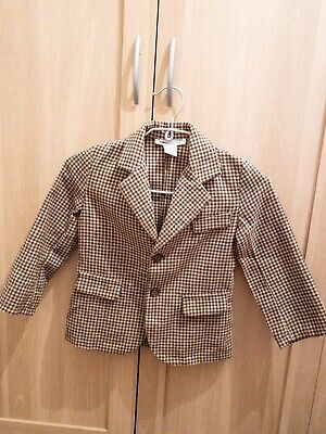 Matt Smith Dr. Who Suit Child 3-4 Yrs Old Fancy Dress. Rare Item. • 21£
