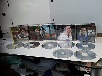 £9 • Buy Charlie Landsborough Once In A Lifetime And 4 Other CDs Job Lot
