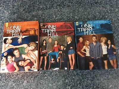 One Tree Hill Boxsets Series 1,2 And 3. VERY LITTLE USED. Bargain For All 3. • 4.99£