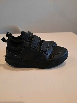 Boys Black Adidas Trainers. Similar To School Shoes. SIZE11.5 UK • 1.90£