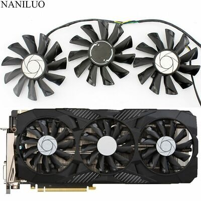 $ CDN34.08 • Buy PLD09210S12HH Cooling Fan For MSI GeForce GTX 1070 1060 1080 1080Ti 980Ti Duke