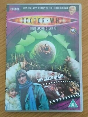 DOCTOR WHO : THE GREEN DEATH - DVD (BRAND NEW & SEALED) Jon Pertwee • 3.95£