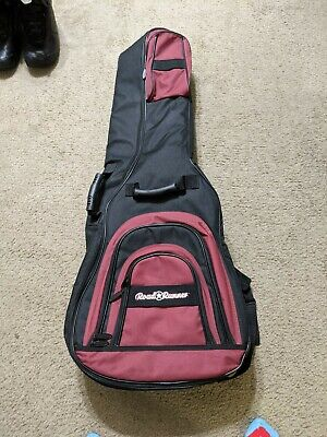 Road Runner Black And Red Guitar Gig Bag... Open Box Great Condition  • 28.30£