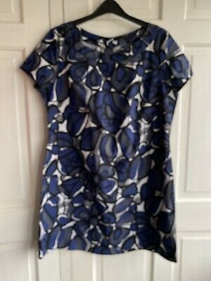 M&S Limited Collection Tunic Top Size 16 • 3£
