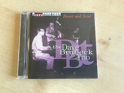 Dave Brubeck Trio - Heart And Soul - Rare Cd - Recorded 1949-50 • 4.99£