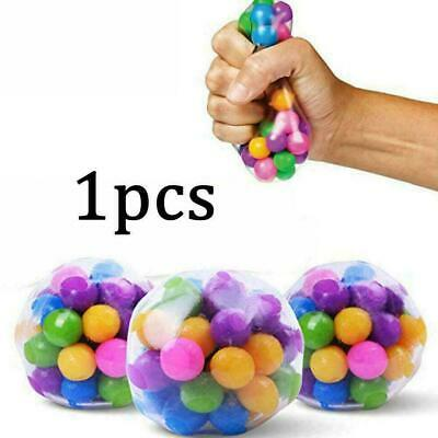 $ CDN4.46 • Buy Squishy Sensory Stress Reliever Ball Toy Autism Squeeze Anxiety Fidget Toys New