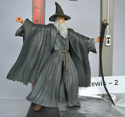 £8.49 • Buy Tolkien Lord Of The Rings / Hobbit Loose Action Figure - Gandalf The Grey