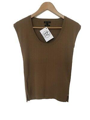 AU16 • Buy Massimo Dutti EUR S Ribbed Top