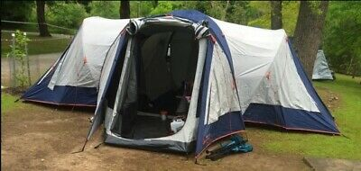 AU20 • Buy Great Outdoors Silver Grand 6 Person Tent