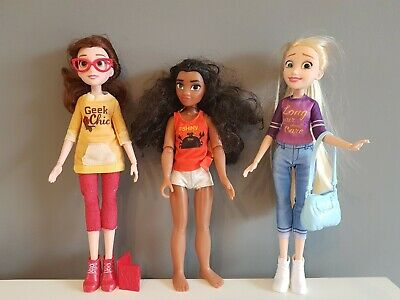 Official Disney Princess Comfy Squad,Wreck It Ralph Movie Doll, From Hasbro • 9.99£