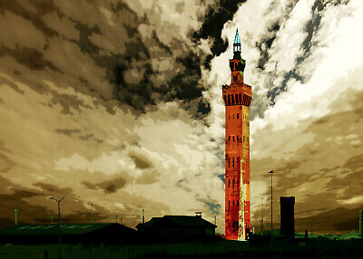£20 • Buy GRIMSBY DOCK TOWER Special Edition Limited Art Print By Sarah Jane Holt