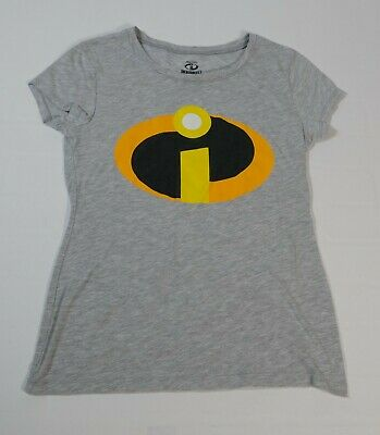 Incredibles 2 Women's Graphic T-Shirt Sz L • 10.21£