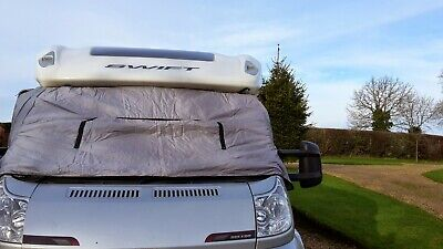 Thermal Windscreen Cover For Fiat Ducato Based Motorhome  • 10£
