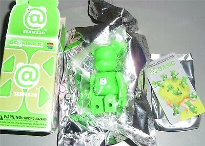 $7.99 • Buy Be@rbrick Series 38 Basic Letter B 100% Medicom BearBrick Toy LOOSE