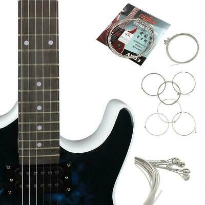 $ CDN3.51 • Buy Electric Guitar Steel Strings Set  Musical Instruments