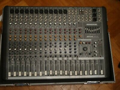 £250 • Buy Mackie Cfx16 Mixing Desk With Effects