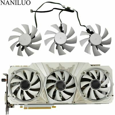 $ CDN36.60 • Buy GA92S2H For KFA2 GALAXY GEFORCE GTX1060 1070 1070Ti GTX1080 TI HOF Cooling Fan