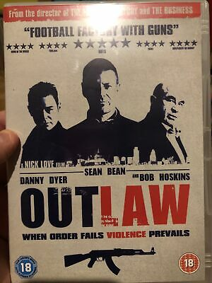 Outlaw DVD (2007) Sean Bean, Love (DIR) Cert 18 Expertly Refurbished Product • 1£