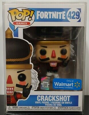 $ CDN30.32 • Buy Funko PoP Fortnite CRACKSHOT #429 LIMITED EDITION WALMART EXCLUSIVE W/PROTECTOR