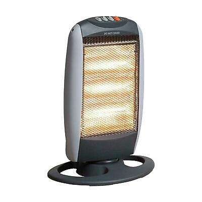 £22.99 • Buy 400 800 1200W Halogen Instant Heater Portable Electric Free Standing Home Office
