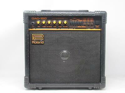 AU201.06 • Buy Vintage ROLAND DAC-15D Guitar Amplifier Amp W/ Effects Tested! Free Shipping!