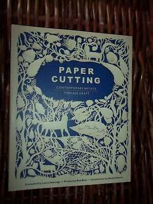£13.99 • Buy Paper Cutting: Contemporary Artists, Timeless Craft Paperback Book
