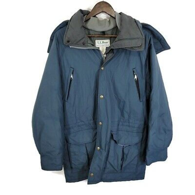 $149.91 • Buy LL Bean Mens Vintage Maine Warden Parka Coat Size M GoreTex Thinsulate Hooded