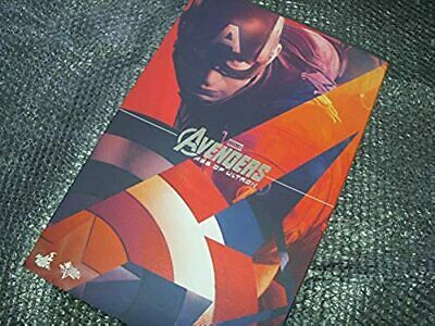 $ CDN544.47 • Buy Hot Toys Movie Masterpiece 1/6 Scale Avengers Age Of Ultron Captain America