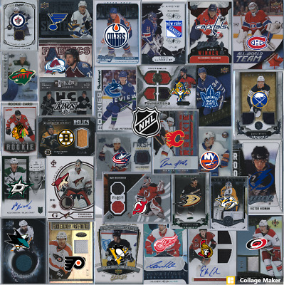 $ CDN29.99 • Buy NHL 10 CARDS LOTS Pick Your Team: Patch Autograph Jersey Rookie Legend Star SP #