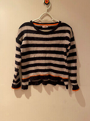 Cath Kidston Jumper Striped Size M But Can Fit S  • 12£