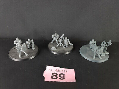 £14.99 • Buy Warhammer 40k Imperial Guard Cadian Heavy Weapon Squad 89