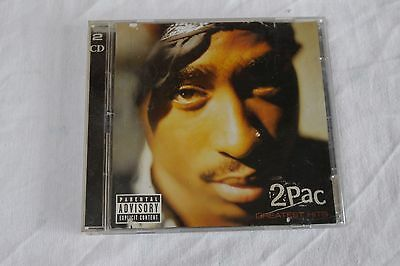 2Pac  Greatest Hits (2CDs) (1998) • 5.19£