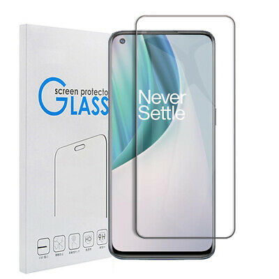 AU5.49 • Buy Anti Scratch Tempered Glass LCD Screen Protector Guard For OnePlus Nord N10 5G
