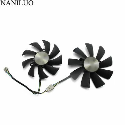 $ CDN36.60 • Buy GAA8S2H GAA8S2U Cooler Fan For ZOTAC GeForce GTX 1080 1070 Ti Mini GTX 1060 AMP