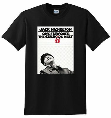 £16 • Buy ONE FLEW OVER THE CUCKOOS NEST T SHIRT Bluray Poster SMALL MEDIUM LARGE Or XL