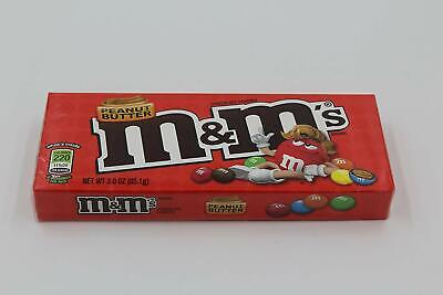 $30.82 • Buy M&M'S Peanut Butter Chocolate Candy Theater Box (3 Ounces, Pack Of 12)
