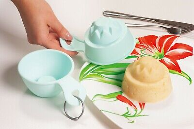 Set Of 2 Rice And Mashed Potato Moulds • 2.99£
