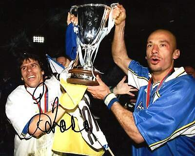 £46.48 • Buy SOCCER Gianfranco Zola Autograph, In-Person Signed Photo