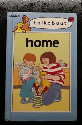 Ladybird Talkabout Home • 3.25£