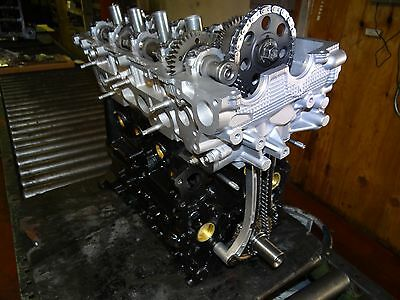 $1795 • Buy Toyota 2RZ  ENGINE  2.4  8 Port INTAKE WITH DISTRIBUIDOR NO CORE REQUIRED
