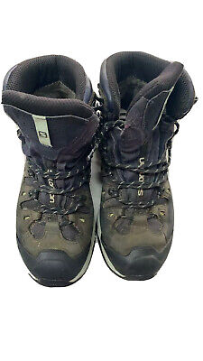 AU160.75 • Buy SALOMON Quest 4D 3 GTX Men's Walking Boots UK Size 6 EUR 39.5 Super Fast Deliver