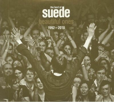 SUEDE - The Best Of Suede: Beautiful Ones 1992-2018 - CD (2xCD) • 8.49£