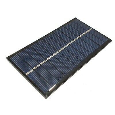 £3.99 • Buy 6V Solar Panel Cell Epoxy 1W For DIY Solar Projects Electronics Etc 110 X 60mm